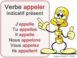 Toute La Conjugaison Verbe Appeler Conjugaison Et Exercices